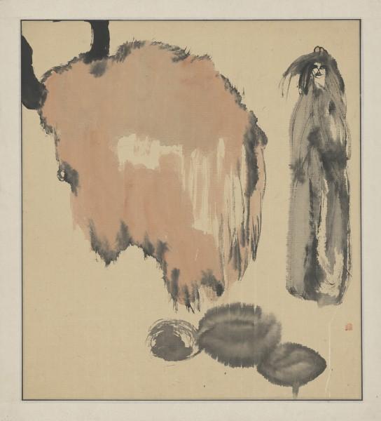 Li Jin 李津, The Tibet Series II 西藏组画之二, 1984