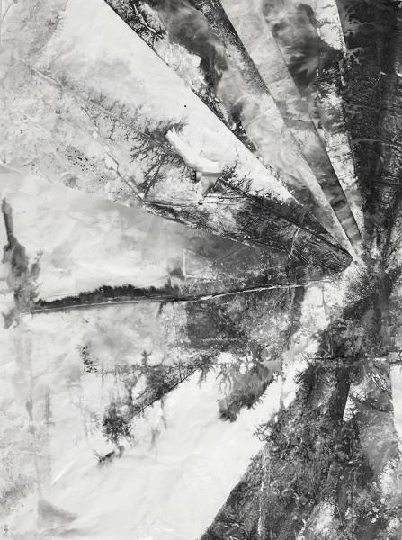 Zheng Chongbin 郑重宾, Visible Lines in Spectrum 可视的光线谱, 2017