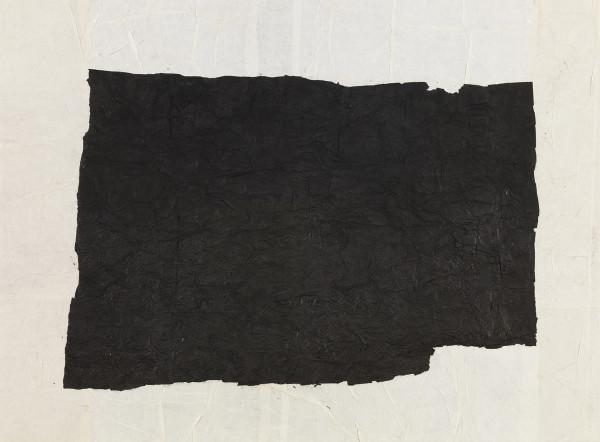 Yang Jiechang 杨诘苍, Monochrome Horizontal 黑白横, 1989-1990