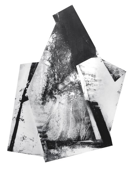 Zheng Chongbin 郑重宾, Untitled No. 4 无题4号, 2018