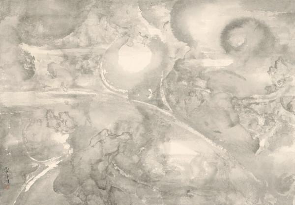 Tai Xiangzhou 泰祥洲, Clouds of the Mind 胸中云梦, 2016