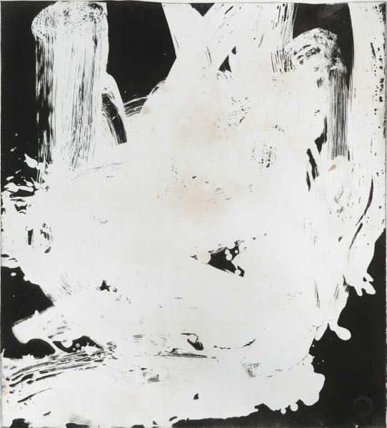 Wang Dongling 王冬龄, More than White, Snow 非白.雪, 2013
