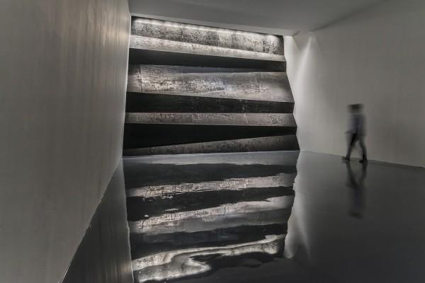 Zheng Chongbin 郑重宾, Wall of Skies 层层天墙, 2015