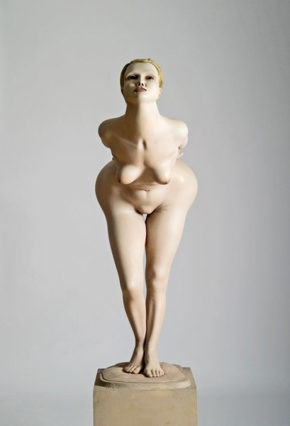 Girl Bending, 1968-72