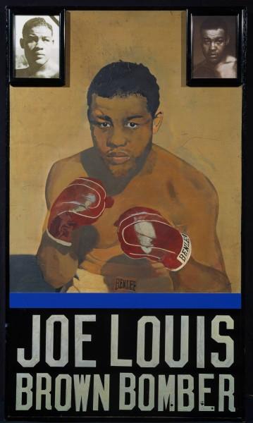 Joe Louis - Brown Bomber, 1975-99
