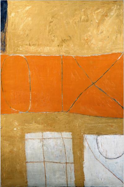 William Scott, Signs: Orange and Ochre
