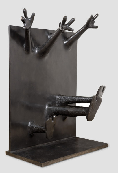 Kenneth Armitage The Forest, 1965 Bronze h: 170 cm / 67 in