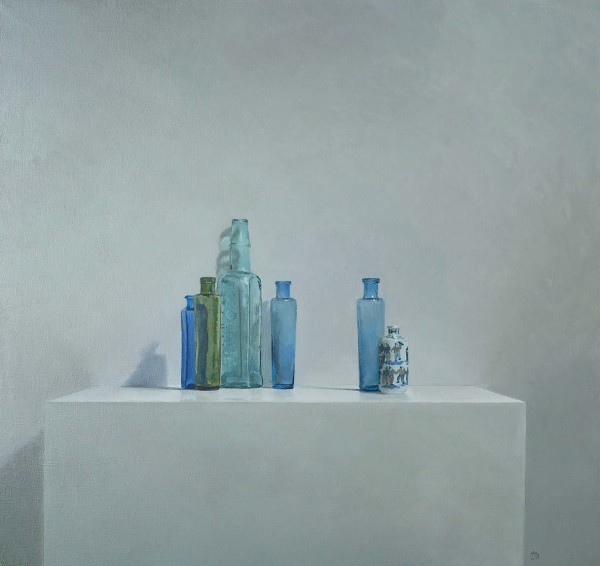 Helen Simmonds, Bottle Collection