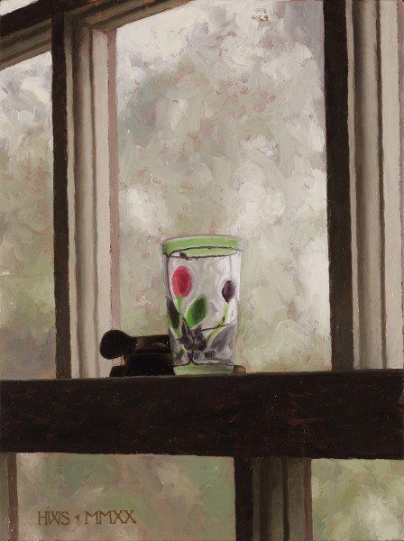 Harry Steen, Second Glass on Sash