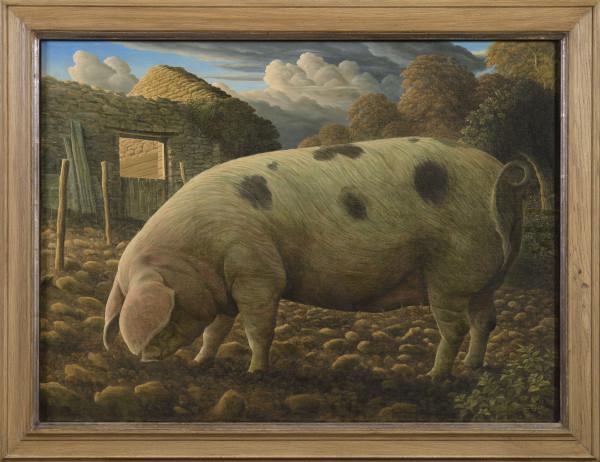 James Lynch, The Pig