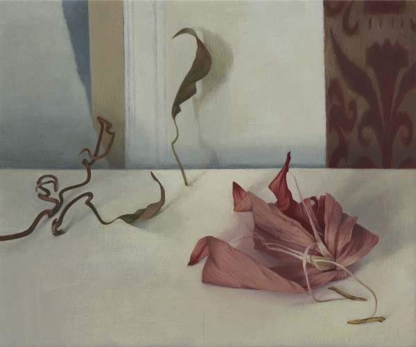 Susan Angharad Williams, Stems, Leaves, Lily