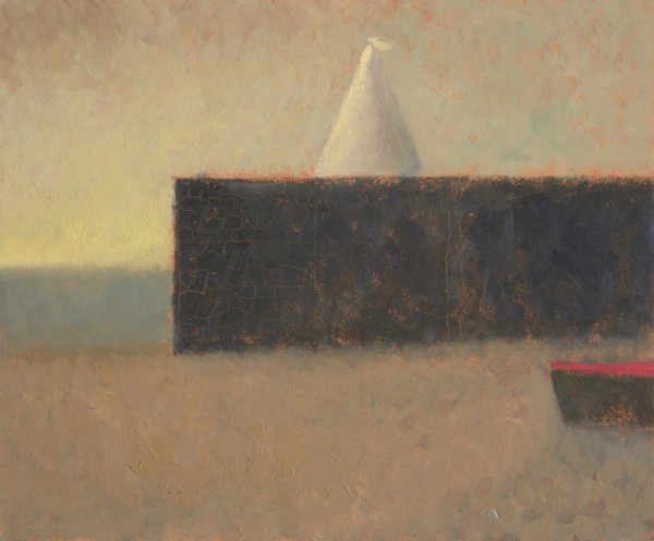 Nicholas Turner, White Sail