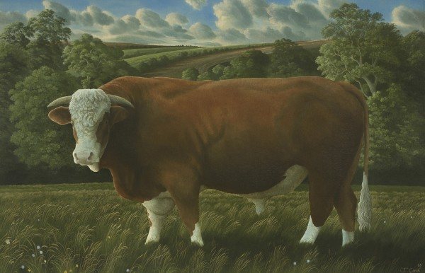James Lynch, The Hereford Bull