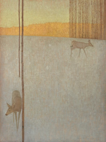 David Grossmann, In Open Winter Spaces