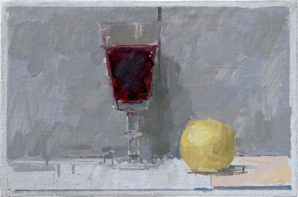 Ben Henriques, Wine Glass