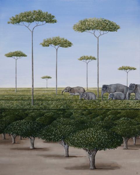 Rebecca Campbell, The Tea Plantation