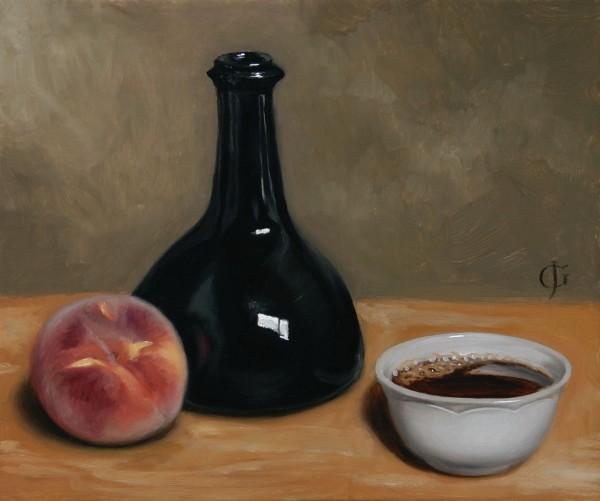 James Gillick, Mallet Bottle, Peach & Stout