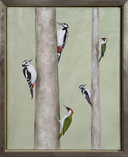 Rebecca Campbell, Pecking order