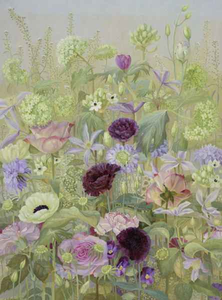 Jane Wormell, Summer Flowers