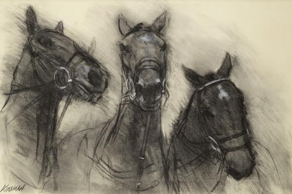Jay Kirkman, Three Horses