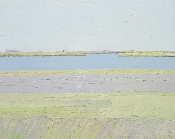 Jane Hewlett, Orfordness Lighthouse