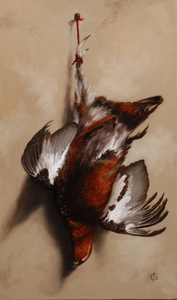 James Gillick, Hanging Grouse