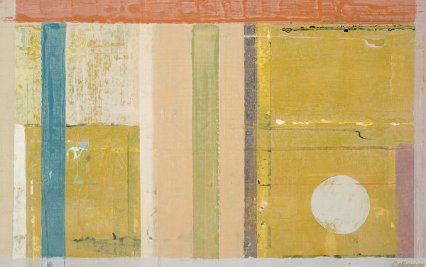 Jasper Galloway, Study - Orange