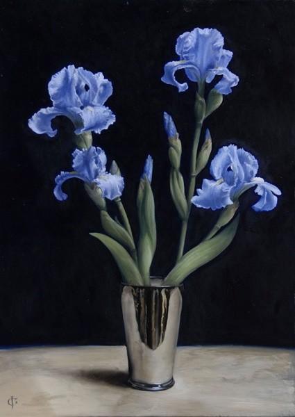 James Gillick, Irises