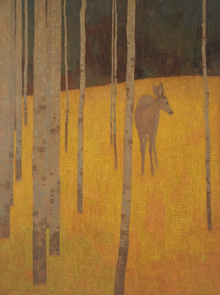 David Grossmann, On the Autumn Carpet