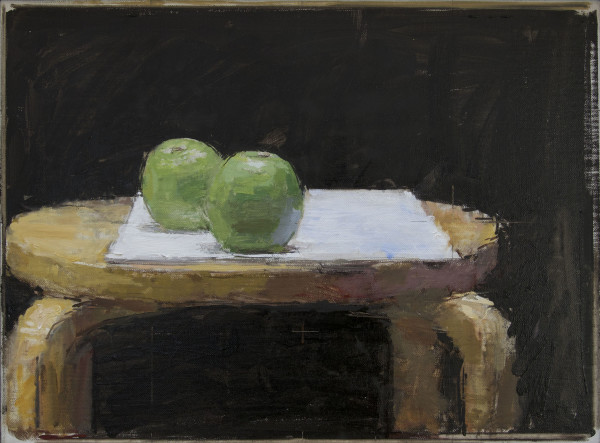 Ben Henriques, Two Green Apples