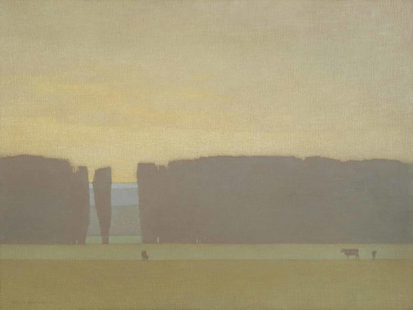 David Grossmann, Early Morning Pasture