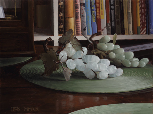 Harry Steen, Jade Grapes and Scale
