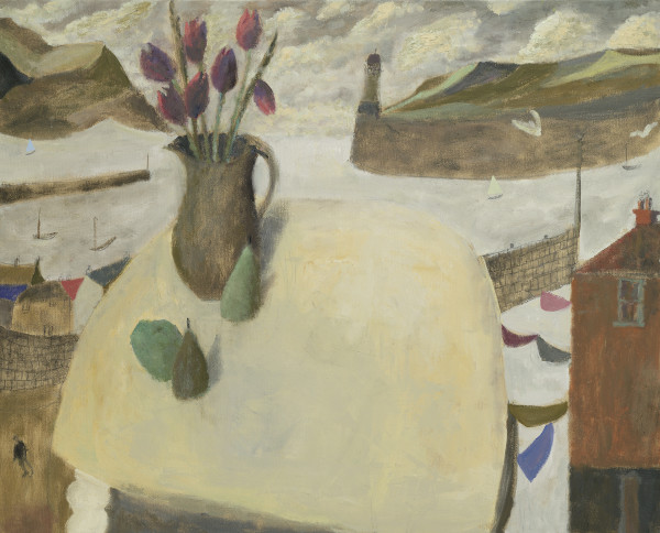 Nicholas Turner, Cornish Table