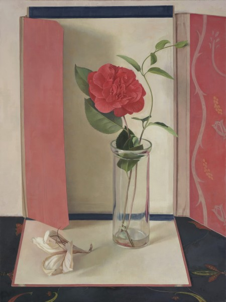 Susan Angharad Williams, Camellia and Russian Folder