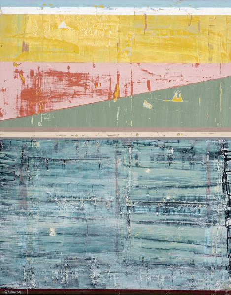 Jasper Galloway, Azure and Orange