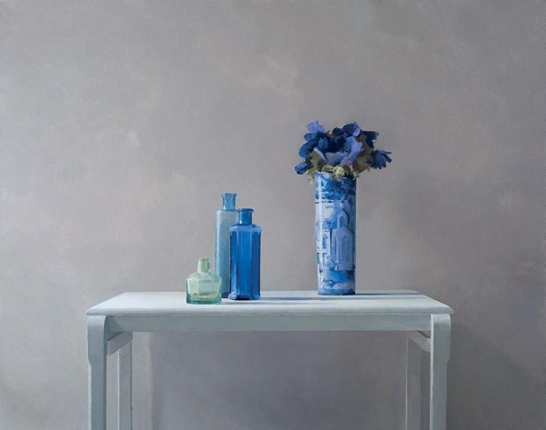 Helen Simmonds, Winter Still Life
