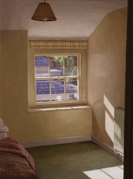 Harry Steen, House in Wales - Room in Stable Flat