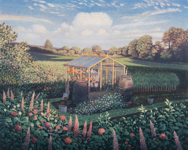 James Lynch, Ted's Greenhouse, Summer