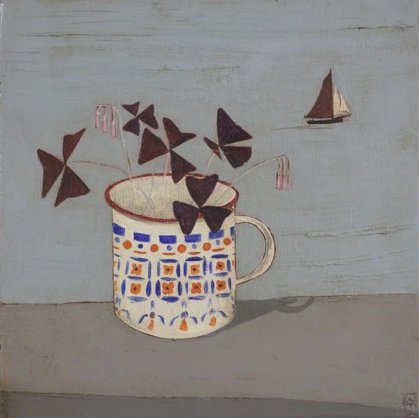 Jo Oakley, Hannah's Cup