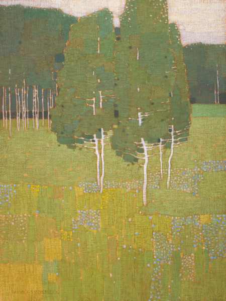 David Grossmann, Green Summer Meadow