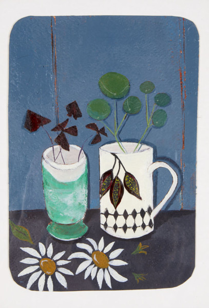 Jo Oakley, Mary's Cup