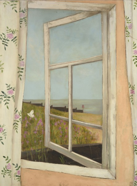 Jo Oakley, The Window