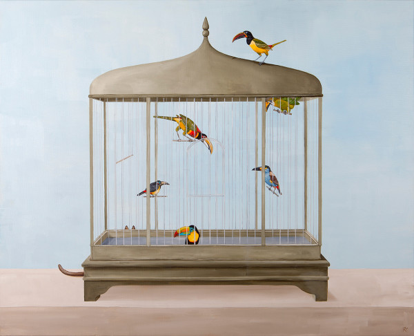 Rebecca Campbell, A Durante of Toucans