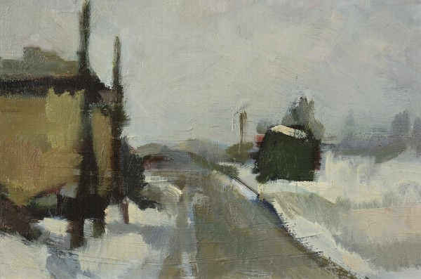Julia Hawkins, Winter Street