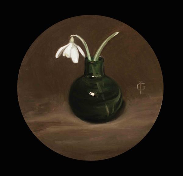 James Gillick, Lone Snowdrop