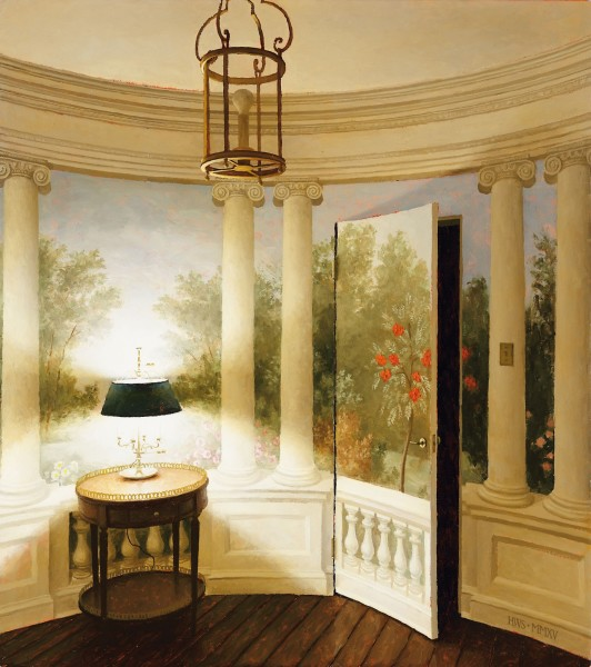 Harry Steen, Round Room