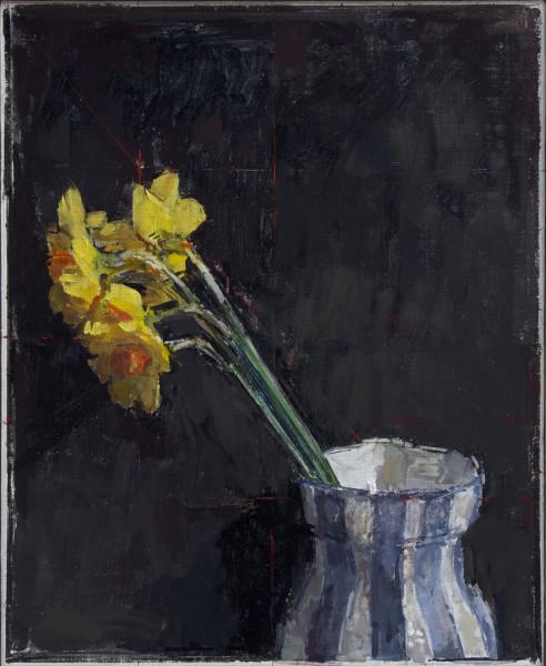 Ben Henriques, Daffodils in a Lemonade Jug