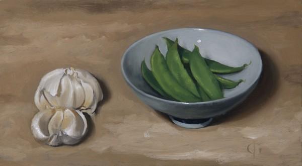 James Gillick, Petit Pois & Garlic