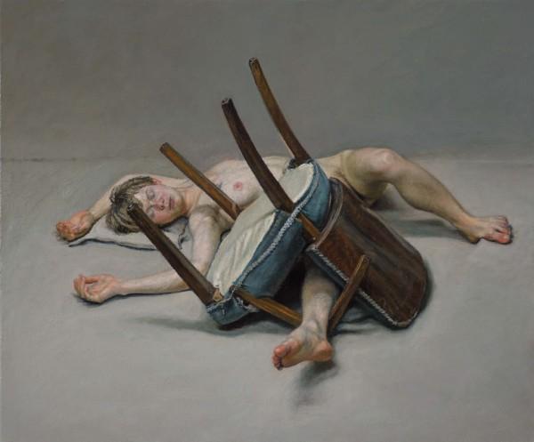 Craig Wylie, VK (Broken Chair)
