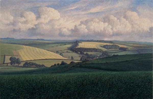James Lynch, Looking South from Cold Kitchen Hill